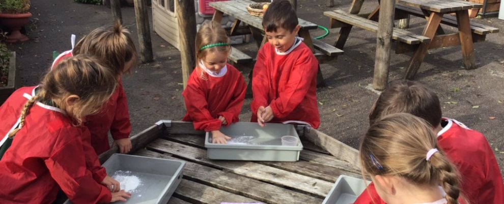 Life at Sapperton Church of England Primary School